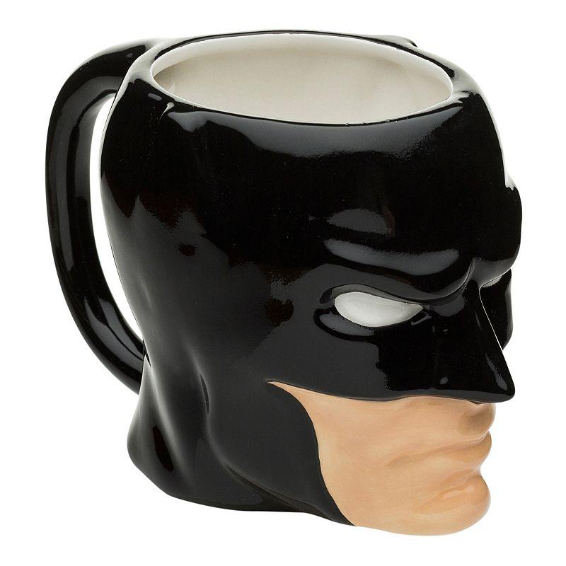 DC Comics Batman Head Coffee Mug by Zak Designs