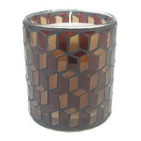 SONOMA Goods for Life™ Mosaic Glass Jar Candle