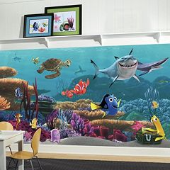 Disney / Pixar Finding Nemo Removable Wallpaper Mural by