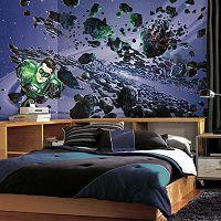 DC Comics Green Lantern Removable Wallpaper Mural