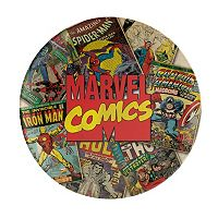 Marvel Comics Characters Dinner Plate by Zak Designs