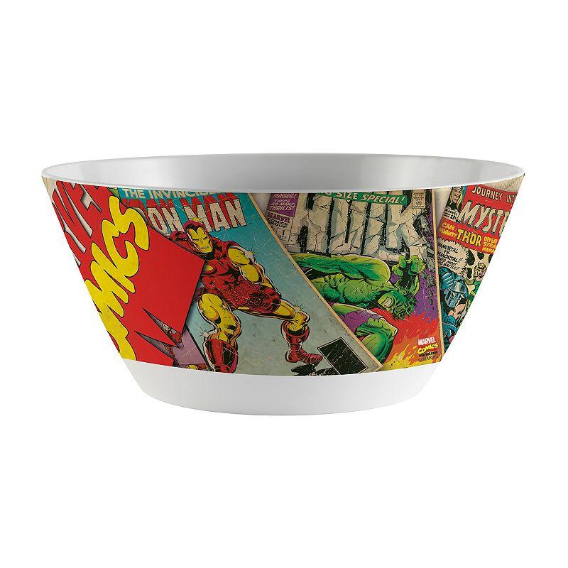 Marvel Comics Retro Cone Bowl by Zak Designs