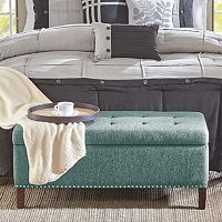 Madison Park Frances Ottoman