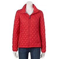 Juniors' Madden Girl Packable Puffer Jacket