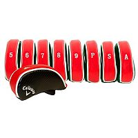 Izzo Golf Callaway Deluxe Iron Headcovers