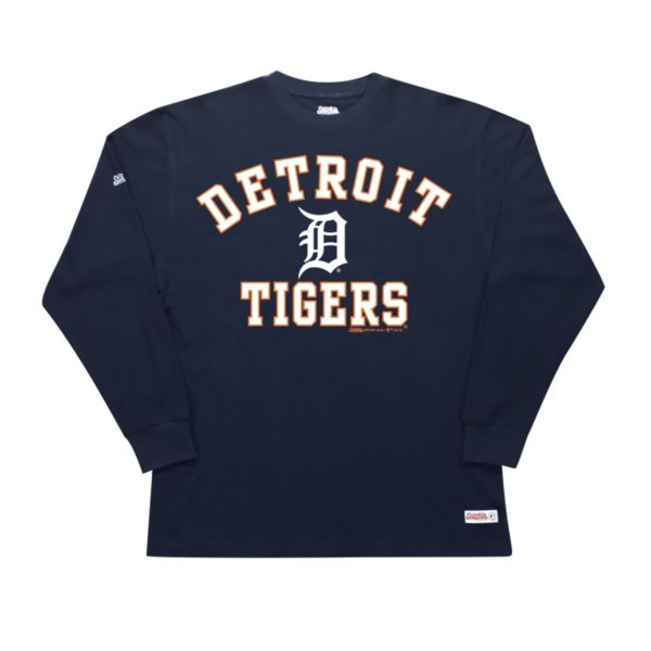 Men's Stitches Detroit Tigers Thermal Tee
