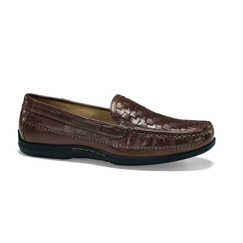 Dockers Haffe Men's Woven Leather Loafers