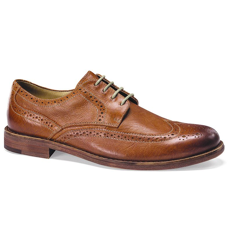 Dockers Flagler Men's Leather Wingtip Dress Shoes