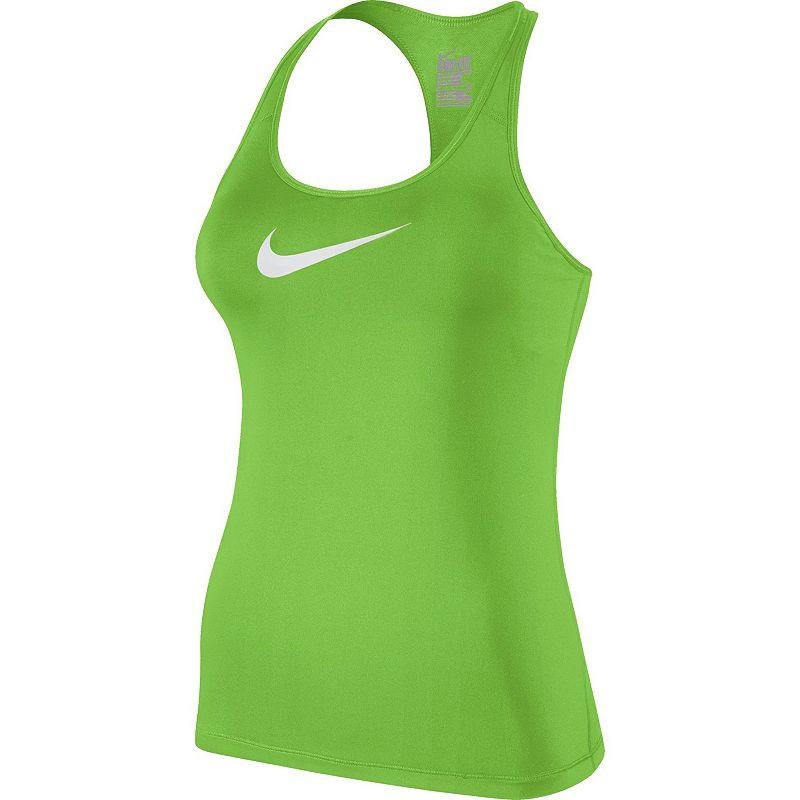 Women's Nike Flex Swoosh Dri-FIT Racerback Workout Tank