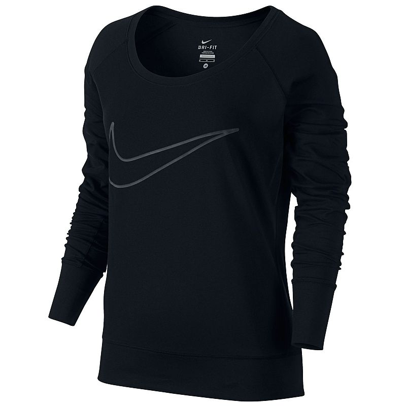 Women's Nike Dri-FIT Therma All Time Epic Fitness 5 Workout Tee