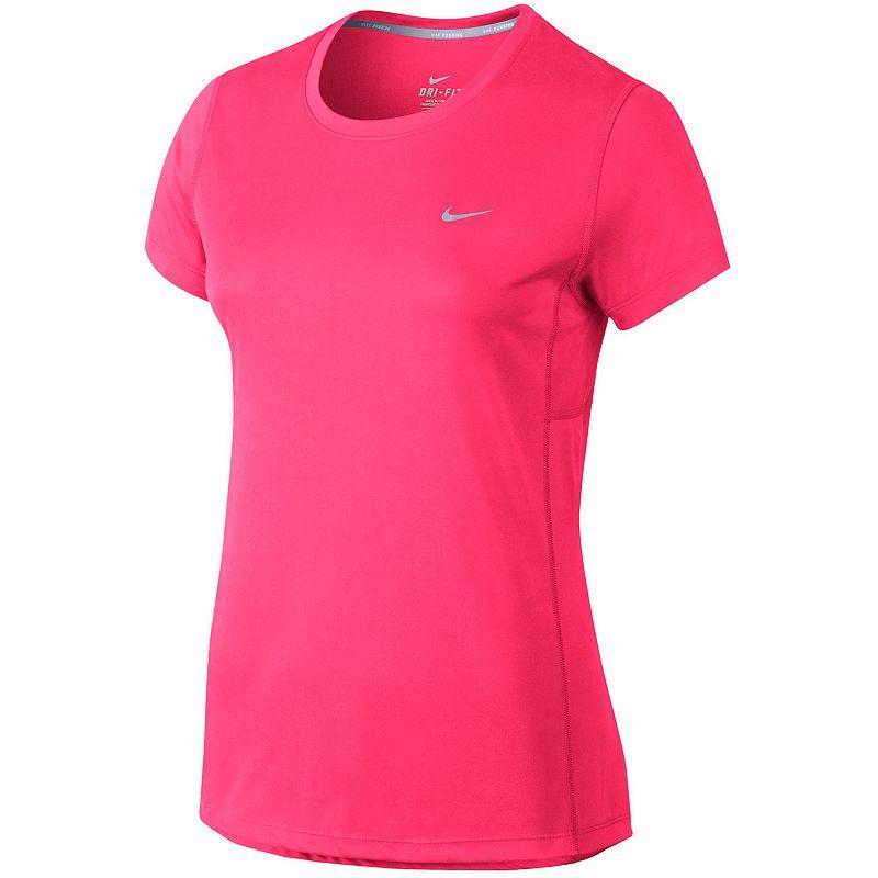 Women's Nike Miler Dri-FIT Crewneck Running Tee