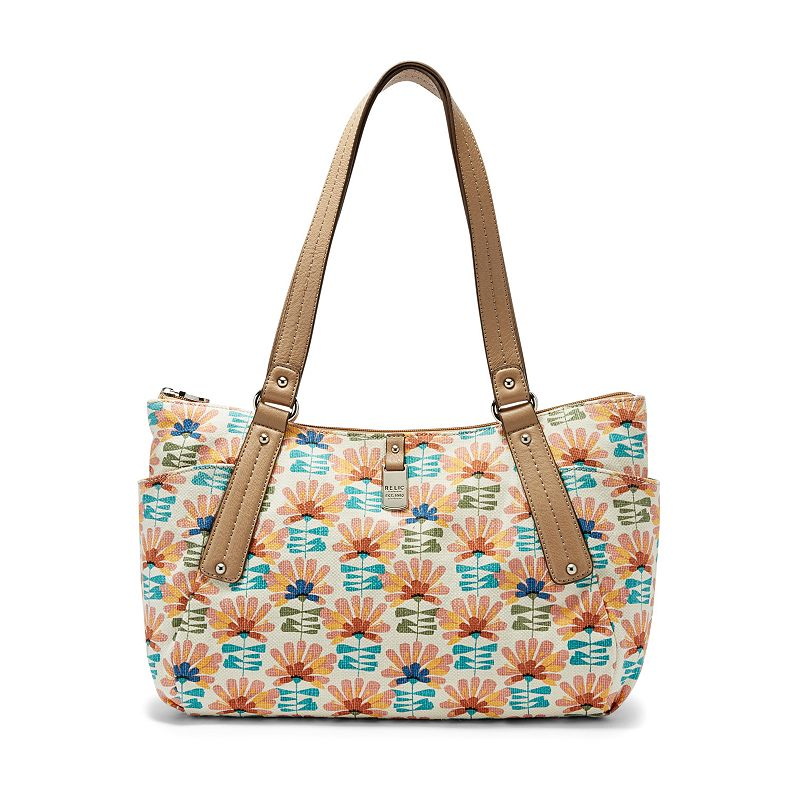 Relic Jane Floral Double Shoulder Bag