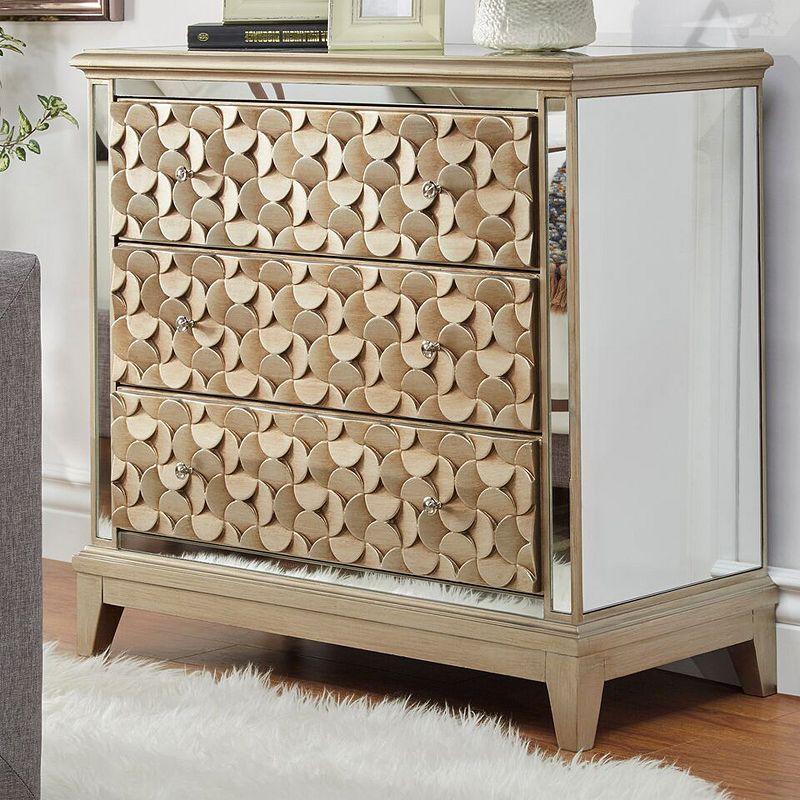 Homevance Kandice Mirrored Dresser Dealtrend