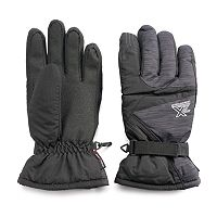 Men's ZeroXposur Travis Dobby Ski Gloves