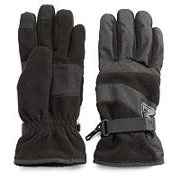 Men's ZeroXposur Clyde Polar Fleece Touchscreen Gloves