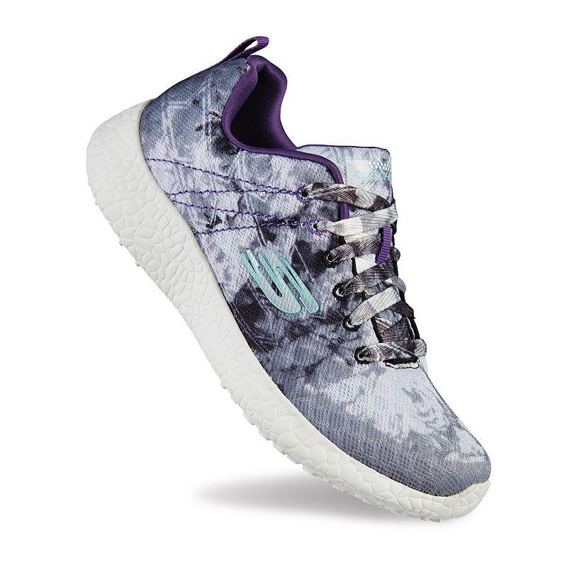 Skechers Burst Midnight Garden Women's Sneakers