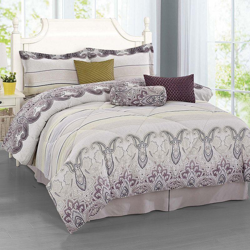Journee Home Soothe 7-piece Bed Set