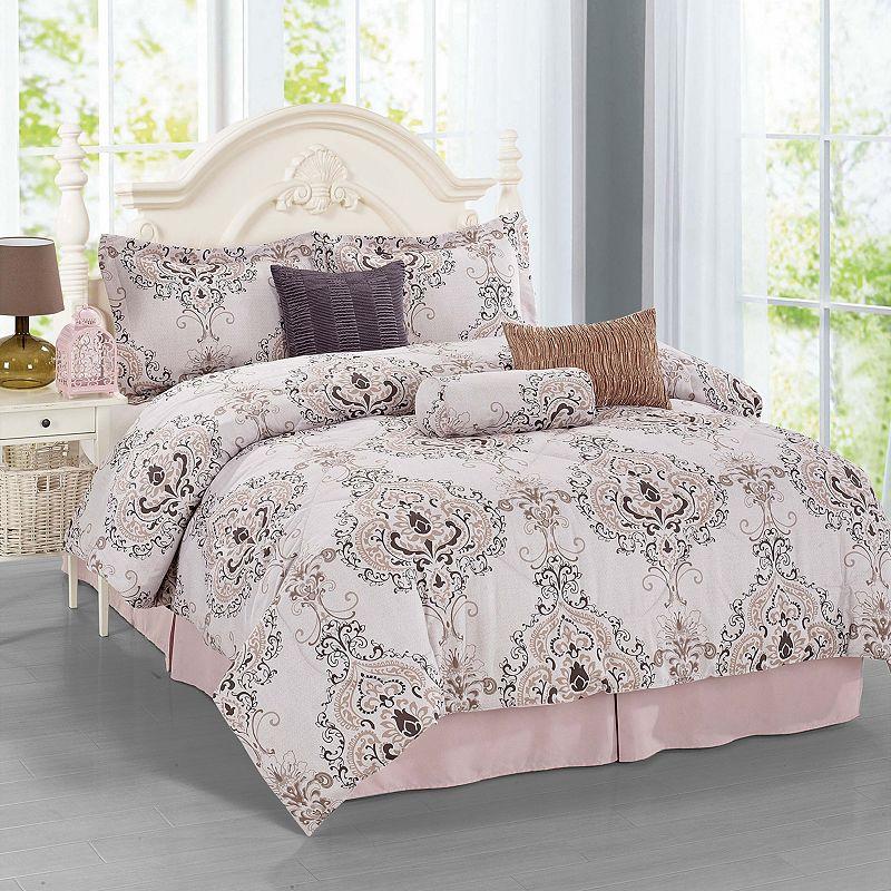 Journee Home Indulge 7-piece Bed Set
