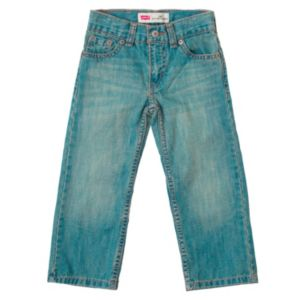 Toddler Boy Levi's 505 Relaxed Straight-Leg Jeans