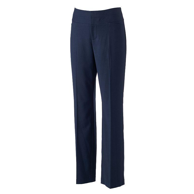 Women's ELLE™ Dot Dress Pants