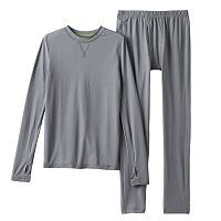 Boys 4-18 Climatesmart 2-Piece Base Layer Set
