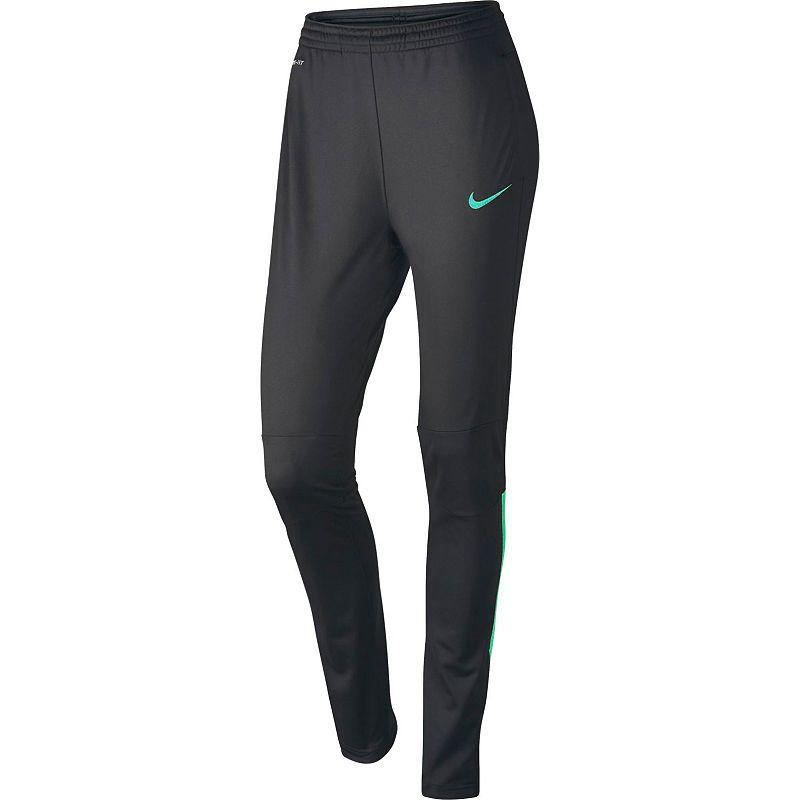 Women's Nike Squad Tech Black Soccer Pants