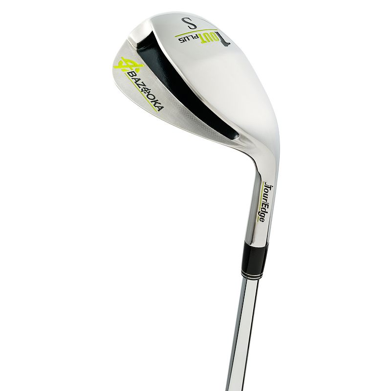 Men's Tour Edge Golf One Out Plus Right Hand Steel Wedge, White
