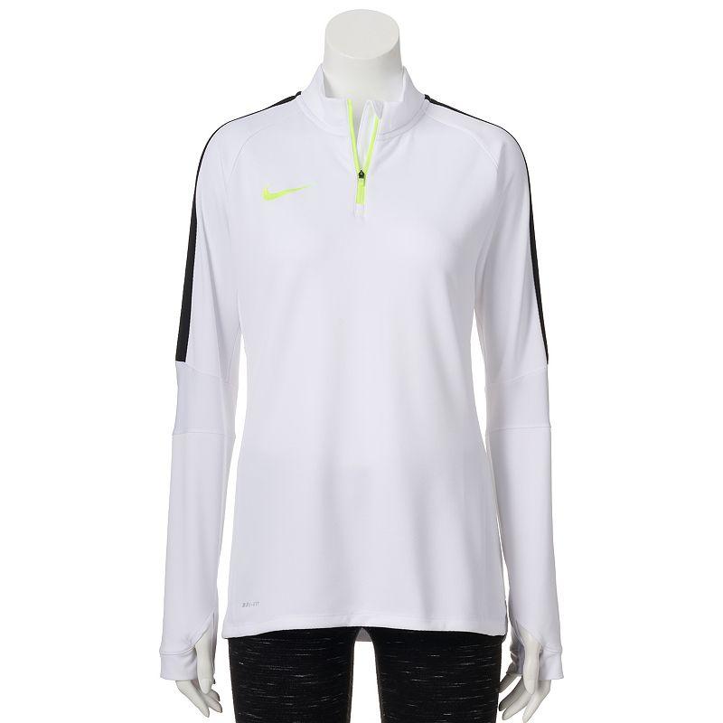 Women's Nike Squad Dri-FIT Midlayer Quarter-Zip Top