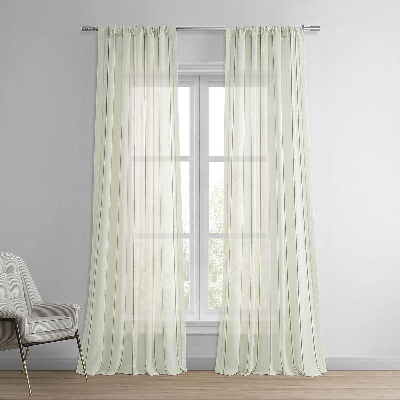 EFF Aruba Sheer Curtain
