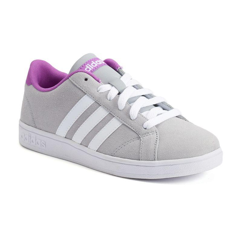 Adidas Neo Baseline Shoes Feet