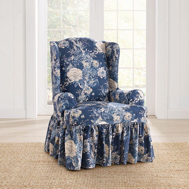 Cotton Floral Pattern Slipcover Kohl 39 S