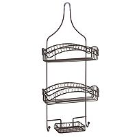 Bath Bliss Fancy Collection Shower Caddy