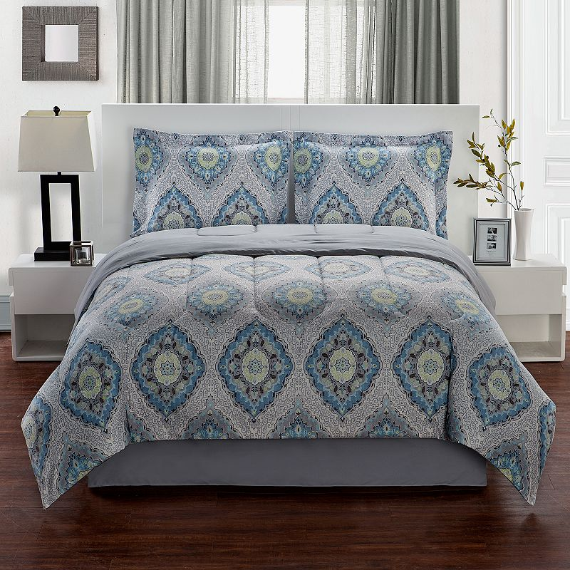 Marrakech 4-piece Bed Set