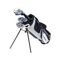 Women's Tour Edge Golf Tour Zone Right Hand Golf Clubs & Stand-Up Bag Set