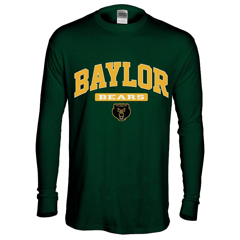 Men's Baylor Bears Next Generation Arch Long-Sleeve Tee