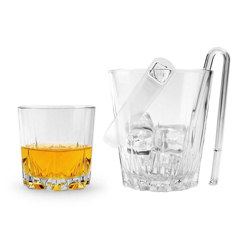 Circleware CG Society Karat 7-pc. Whiskey Set