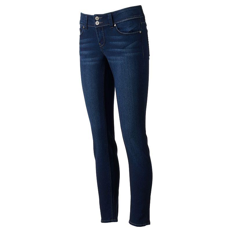 Juniors' Rampage Denim Skinny Jeans
