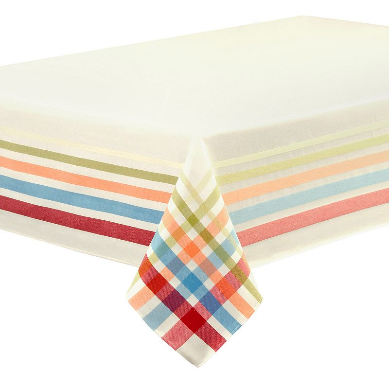 Fiesta Fiesta Plaid Tablecloth