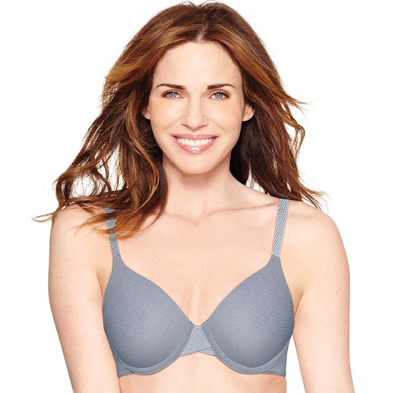 Hanes Ultimate Bra: Cool Comfort Full-Coverage Bra HU19