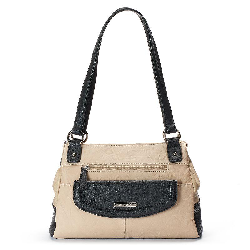 Stone & Co. Willa Leather Shopper