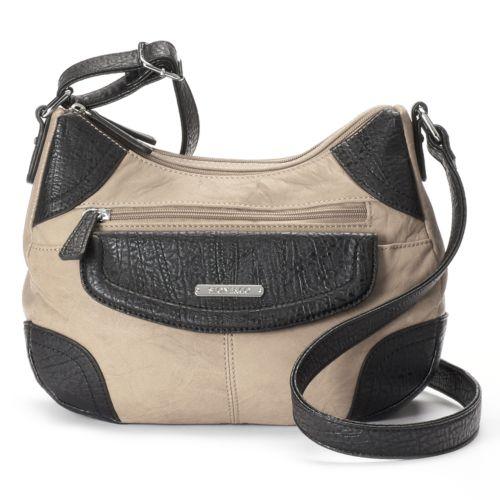 Stone & Co. Willa Leather Hobo
