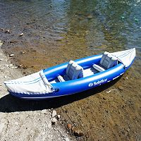 Solstice Inflatable Rogue Kayak