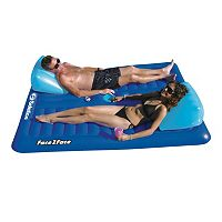 Solstice Face 2 Face Cooler Couch Pool Float