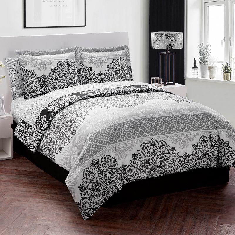 Victoria Classics Alissia 8 piece Bed In A Bag Set