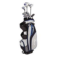 Junior Tour Edge Golf HP25 Varsity Right Hand Golf Clubs & Stand-Up Bag Set