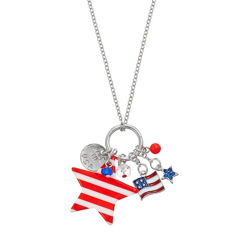 American Flag, Star &