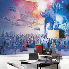 Star Wars Saga Removable Wallpaper Mural by