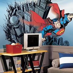 DC Comics Superman Removable Wallpaper Mural by