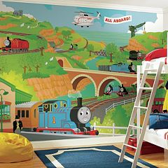 Thomas the Tank Engine Large Removable Wallpaper Mural by