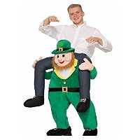 Adult St. Patrick's Day Once Upon a Leprechaun Costume